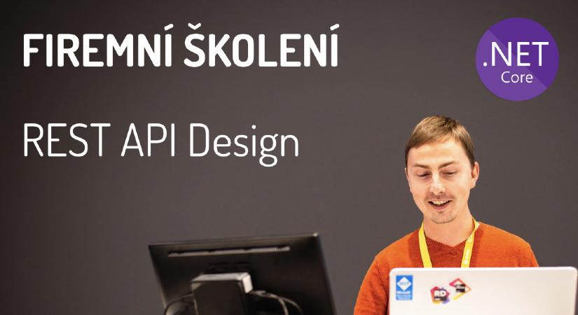 Nové školení REST API Design